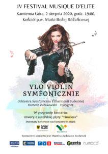 YLO Violin Symgonicznie