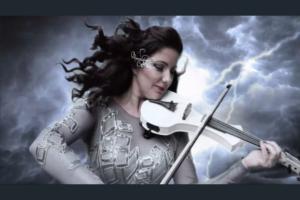 Storm Violin
